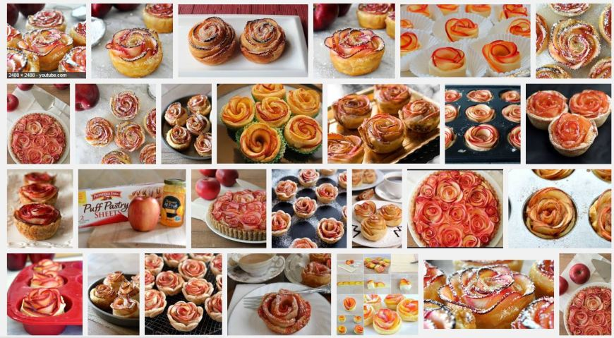 apple-rose
