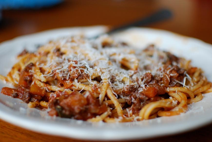 pasta-alla-bolognese