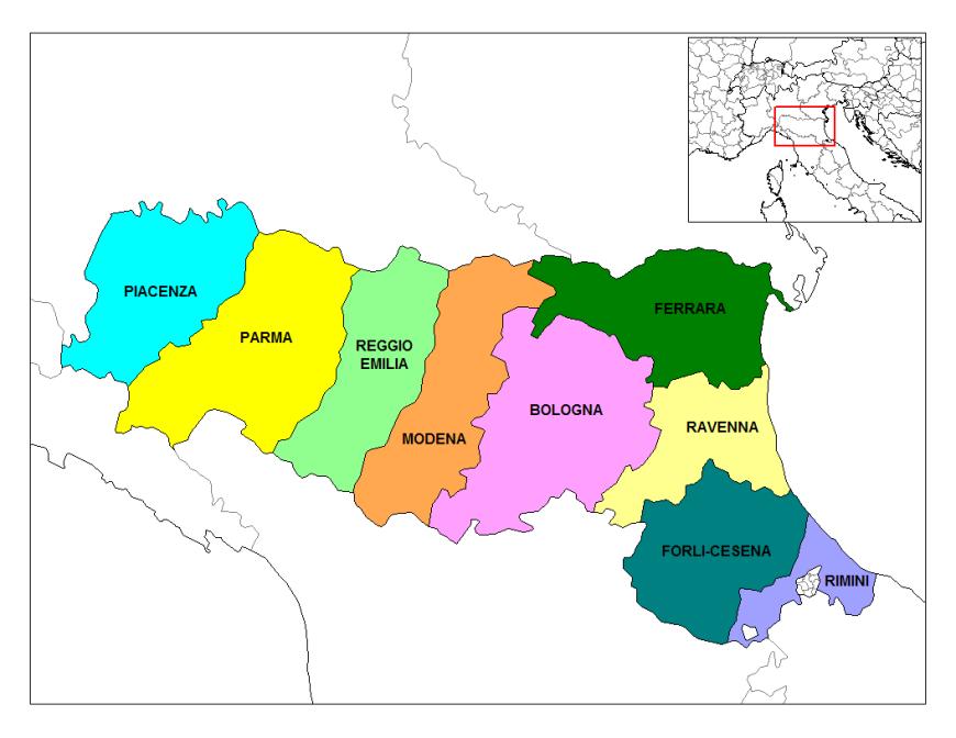 Emilia-Romagna_Provinces